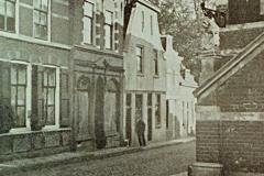 Kapellestraat vanaf de Visbrug