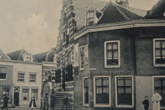 Stadhuis vanaf de Visbrug
